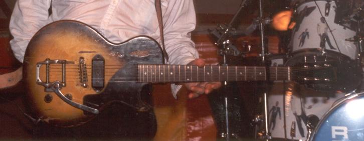 Gammel Gibson 1
