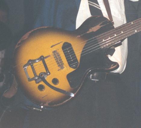 Gammel Gibson