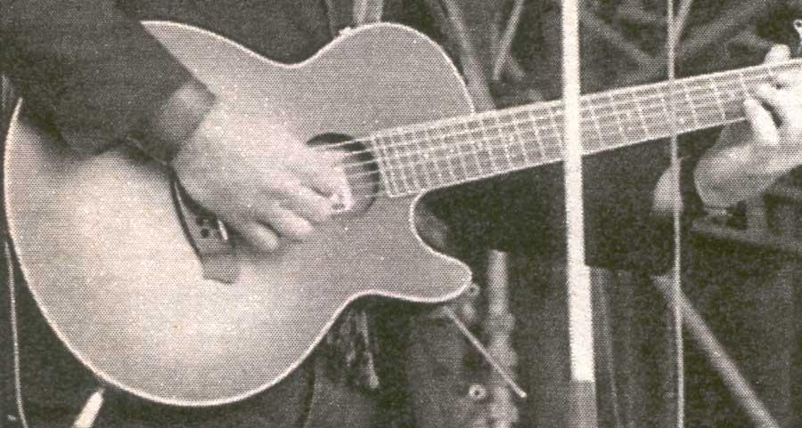 Ukendt Guitar